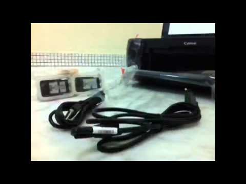 Stop Motion Unboxing of Canon Pixma MP287 Printer