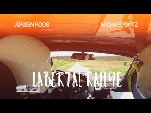 15. Labertal Rallye 2017 | WP 2 | Jürgen Roos & Michael Götz