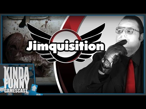 Jim Sterling x Colin Moriarty: The Kinda Funny Gamescast Conversation