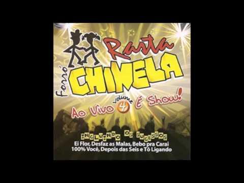 Forró Rasta Chinela - Volume 4 - CD Ao Vivo 2006