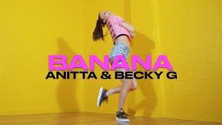 Anitta, Becky G - Banana (Dance) | Mandy Jiroux