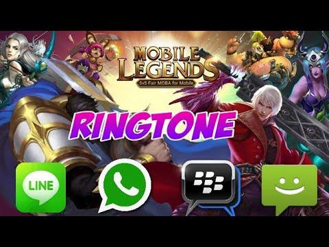 Ringtone Mobile Legend TripleKill ( HQ AUDIO )