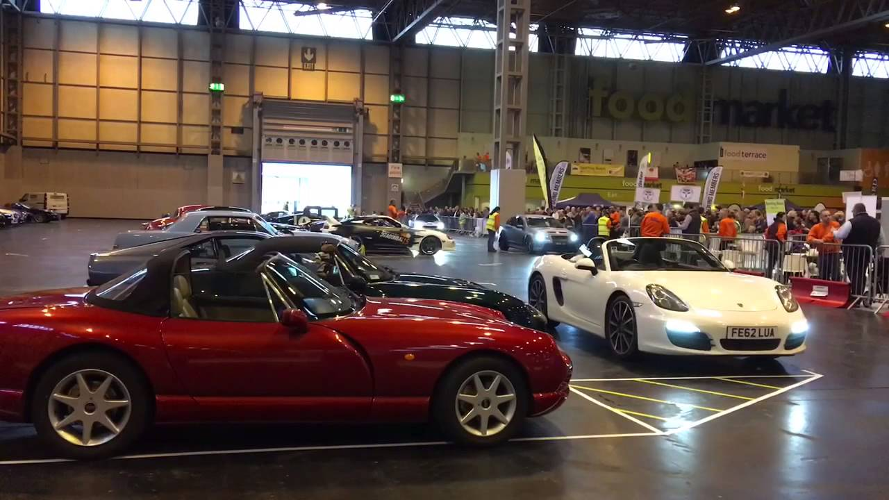 Pictures Of Nec Classic Car Show