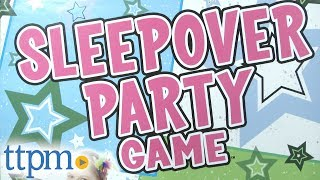 Sleepover Party Game from Endless Games