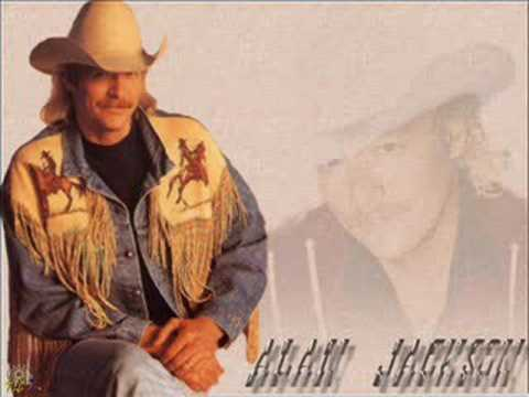 Alan Jackson - Between the Devil and Me