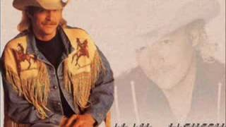 Watch Alan Jackson Between The Devil  Me video