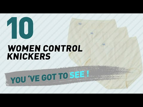 Women Control Knickers, Amazon Uk Best Sellers Collection // Women's Fashion 2017