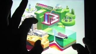 Wonderputt iPad Gameplay Review - AppSpy.com