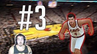 NBA2k18 - TYBEK PAKER - NUGGETS vs CLEVELAND