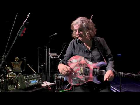 Kemper Profiler Rig Check - Jakko Jakszyk on tour with King Crimson