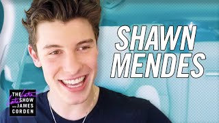 Shawn Mendes Carpool Karaoke -- #LateLateShawn YouTube Videos