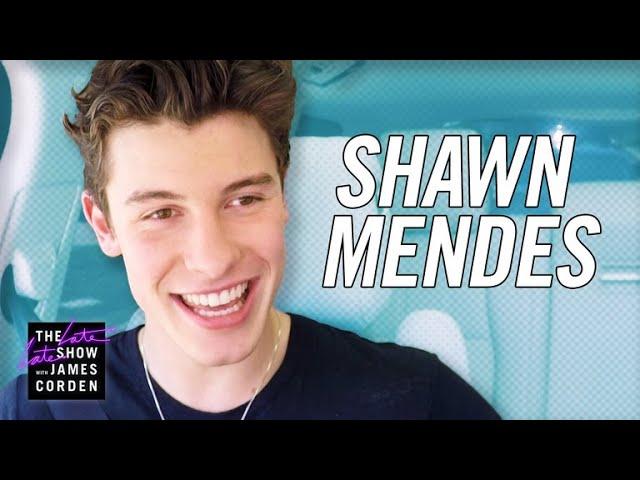 Shawn Mendes Carpool Karaoke -- #LateLateShawn
