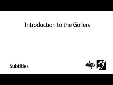 Introduction to the Gallery