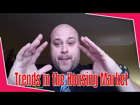 Trends in the Housing Market - November 7th 2016