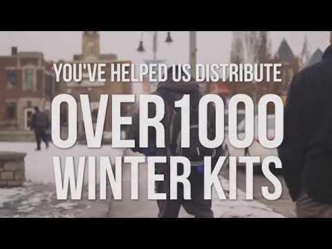 Daniel's Story - Winter Kit Distribution in Toronto