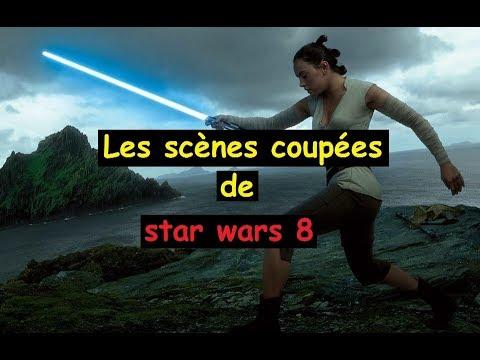 SCÈNES COUPÉES DE STAR WARS 8: THE LAST JEDI streaming vf