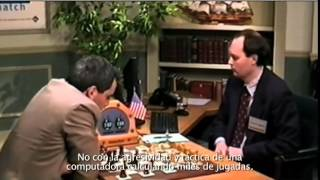 EL HOMBRE VS LA MAQUINA