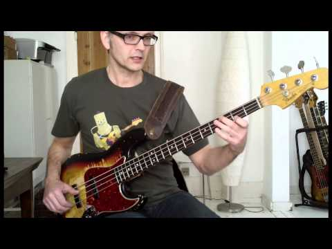 Bass talk on how to practice scales, positions and patterns