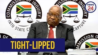 WATCH: Zuma's legal team says he will withdraw from state capture inquiry