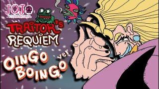 JOJO GOLDEN WIND OP2 IN OINGO BOINGO STYLE - FINALE VERSION [with SFX] (SPOILERS MANGA)