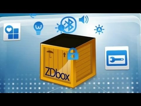 ZDbox - toolbox for Android