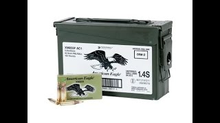 let the fire sale begin on m855 ss109 ammo