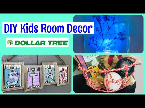 diy-dollar-tree-kids-room-decor-|-fun-craft-ideas-to-personalize-your-kid's-room