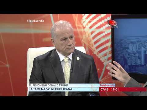 """Entrevista TBD - Roque """"Rocky"""" De La Fuente 08 de Abril de 2016"""