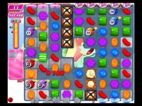 Candy Crush Saga Level 2776 - NO BOOSTERS