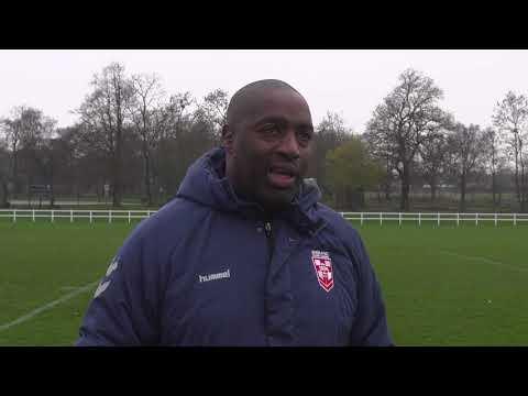 England Women Training | Craig Richards | November 2020