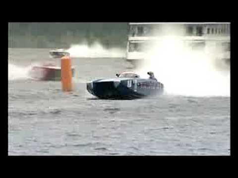 Pole Position - Class 1 Offshore 2008 - Del 1