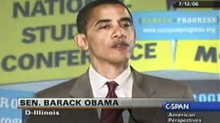 Video 2006-07-12 - Barack Obama Promotes Empathy: Campus Progress Conference download MP3, 3GP, MP4, WEBM, AVI, FLV Juli 2018
