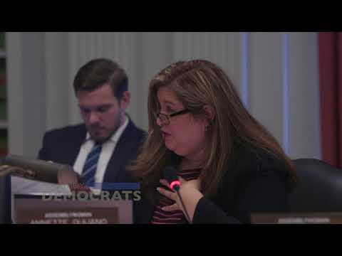 Quijano Bill to Dissolve Waterfront Commission of New York Harbor Clears Assembly