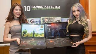 [Special] NVIDIA GTX 10- Series การ์ดจอ Gaming Notebook ที่แรงเทียบเท่าพีซี พร้อมฟีเจอร์เพียบ