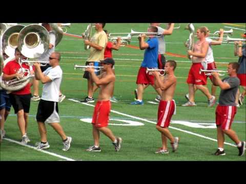 Script Ohio Practice 8 16 2012 Ohio State University Marching Band. TBDBITL