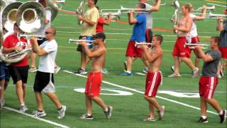 Script Ohio Practice 8 16 2012 Ohio State University Marching Band. TBDBITL thumbnail
