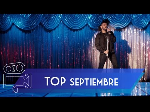The Top 10 Music Videos «September/Septiembre» 2015