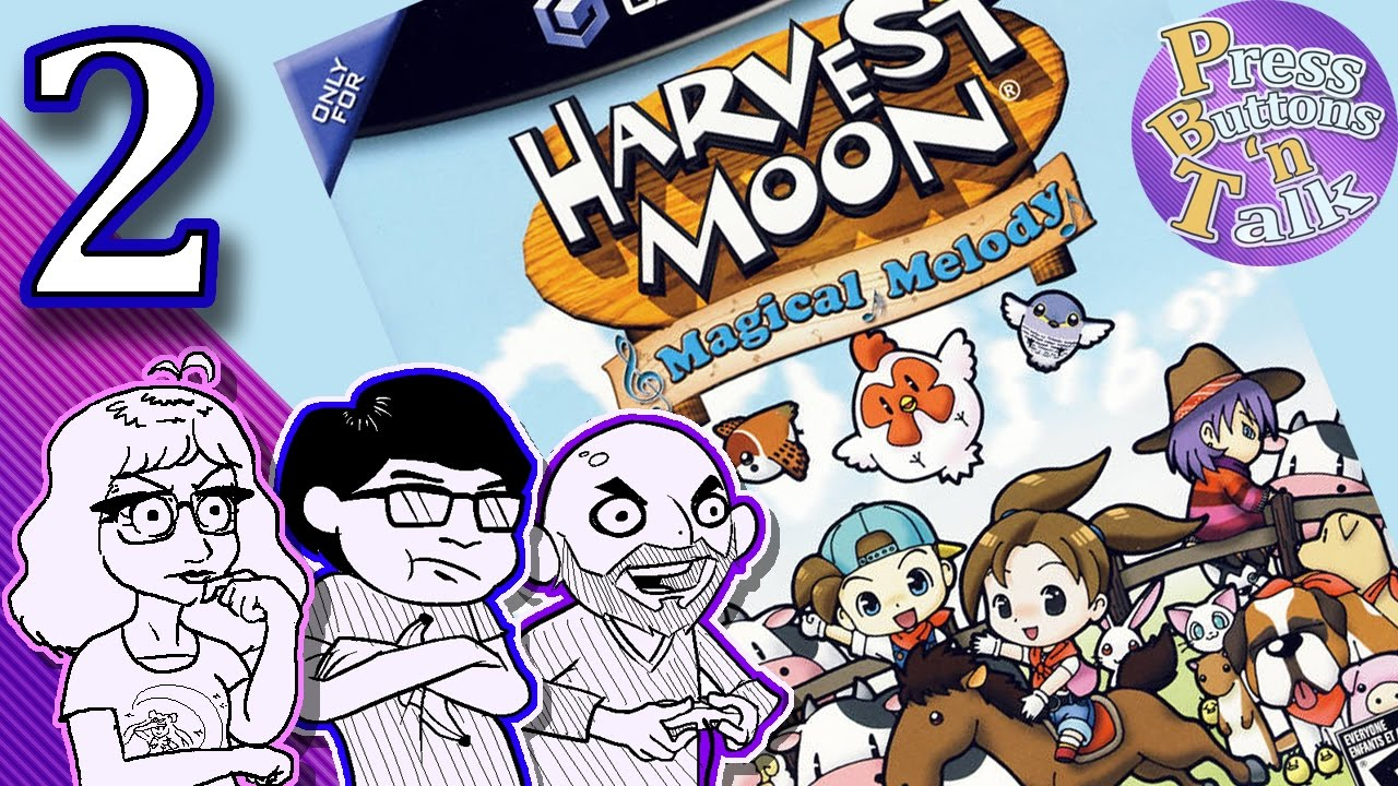 Harvest moon magical melody ep 2 america 39 s army for America s second harvest