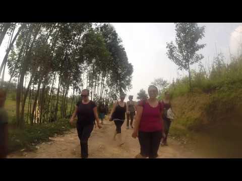 Walking weekend in Burera, Rwanda