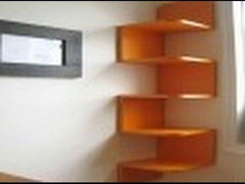 Inspiring Staggering Corner Shelf