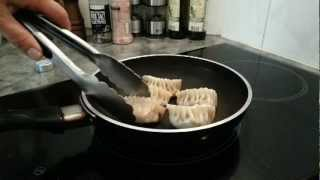 How To Cook Gyoza