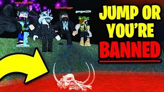 🔴 Roblox Jailbreak MICHAEL MYERS SIMON SAYS (Roblox Jailbreak VOLCANO EVENT Update) | New Ambulance