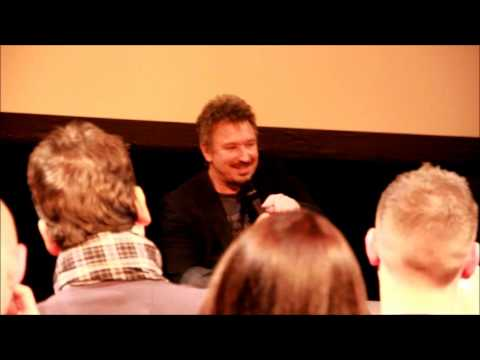 "Alan Wilder ""Talking"" beim RECOIL, Berlin Screening am 26.10.12"