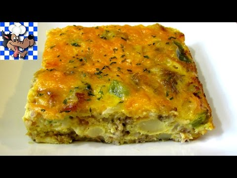 Get Hearty Breakfast Casserole - Budget Meal Series Pictures