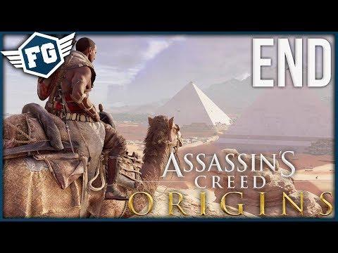 Assassin's Creed: Origins #20 - KONEC