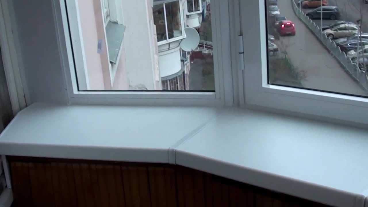 Виды остекления. алюминиевое остекление балкона. - youtube.