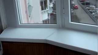 видео Остекление балконов в хрущевке: все разновидности и фото