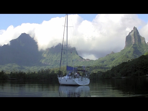 52.  Moorea, French Polynesia