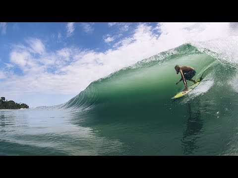 Hurley Presents: In and Around Water | Episode 1: Panama