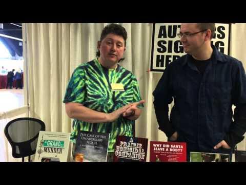 Authors Jessie Chandler and Brian Landon